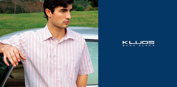 KLUOS打造T恤 衬衫新王朝