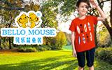 贝乐鼠童装品牌LOGO
