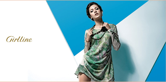 Girl Line格子廊服饰亮出女装新时尚