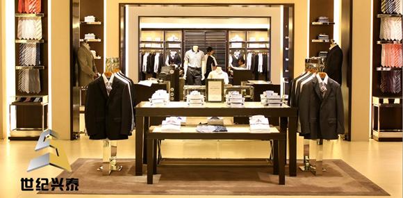 世纪兴泰bjsjxt 专业设计制作服装展柜店面装修