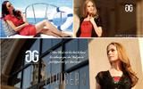 娅格女装品牌LOGO