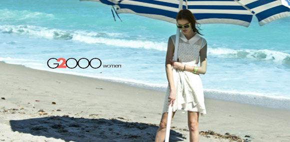 G2000 women 职业休闲女装品牌