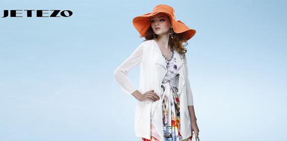 法国时尚女装品牌裘堤诺JETEZO