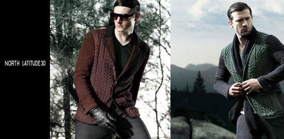 北纬30度 NORTH LATITUDE 30男装 简约时尚、精致优雅