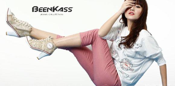 宾卡斯 BEENKASS  专业牛仔品牌
