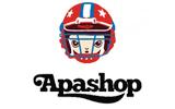 Apashop(火星商店)-美式复古风的潮流品牌