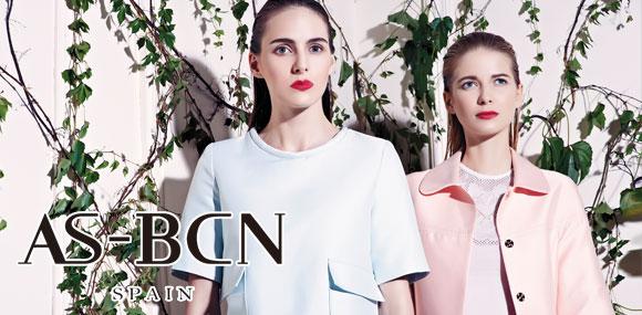 西班牙女装AS-BCN,源于自然,展现优雅