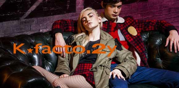 K facto 2y个性时尚品牌