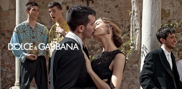 Dolce&Gabbana杜嘉班纳 展现真我