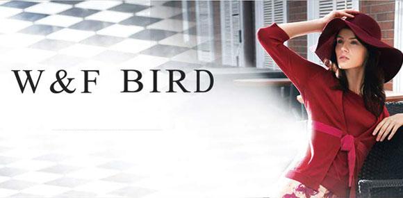 温馨鸟W&F BIRD  精工细做、缝制经典