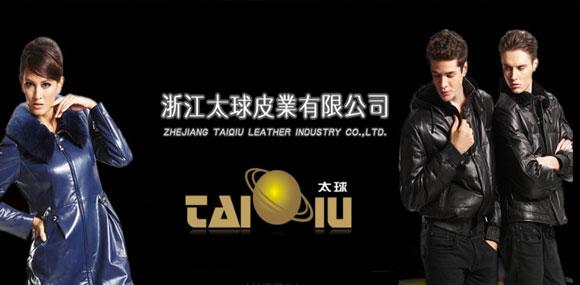 太球taiqiu 中国皮革行业领先品牌