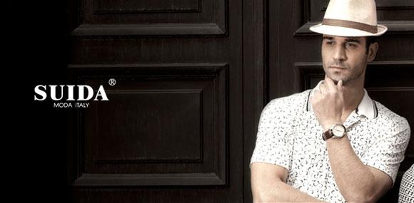萨意达SUIDA 都市商务时尚男装风格