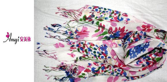 安美依AMYI 天然面料围巾领带品牌