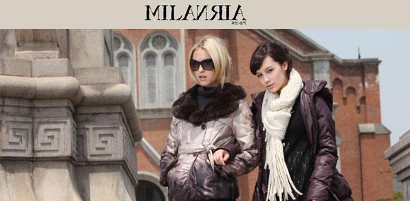 MILANAIR米蘭空氣羽絨服 一切源于自然