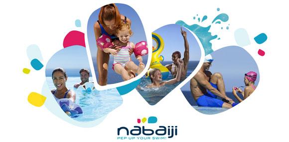 Nabaiji 为你的游泳打气