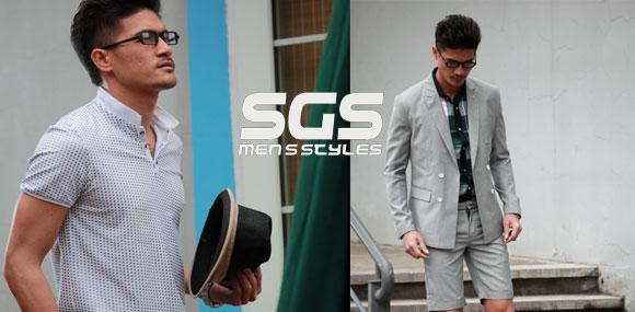 SGS斯杰思精致风尚男装