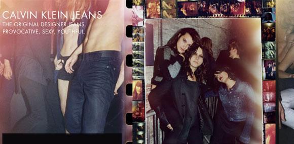 Calvin Klein Jean 牛仔品牌