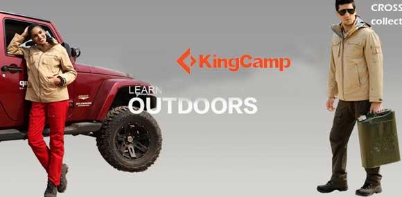 康爾 KingCamp 健野全球家庭戶外選擇
