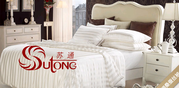 苏通SUTONG 天然保健透气的家纺品牌