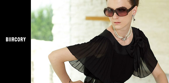 贝儿凯丽BIIRCORY 自由 优雅时尚女装