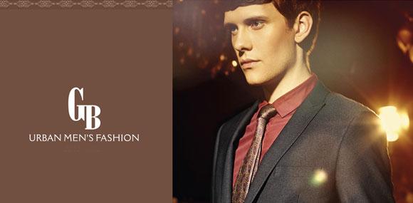 格宏(Giorgio Bruni)GB 法国年轻时尚男性品牌