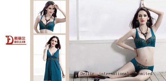 戴麗爾 DELLIR 時尚調整型內衣誠邀加盟