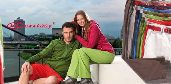 艾特斯 EXXTASY SSI 欧美休闲品牌的主导潮流
