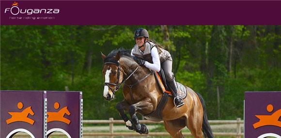 Fouganza 致力于骑马爱好者服饰品牌
