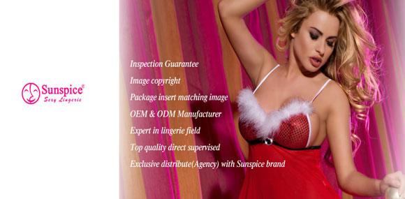 三凯维诗Sunspice 时尚情趣内衣品牌