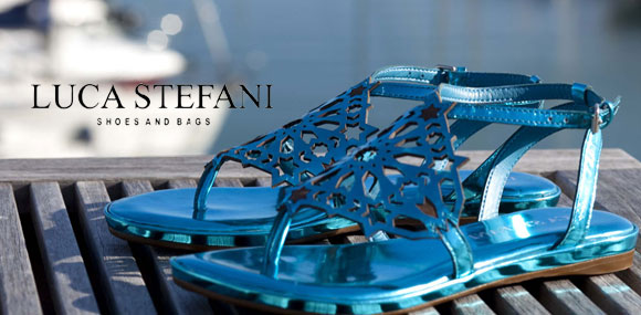 LUCA STEFANI路卡史蒂芙台湾流行女鞋品牌