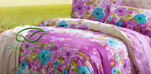 丝立方 丝绸好家纺