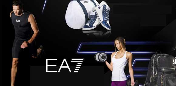 EA7时尚舒适运动服装