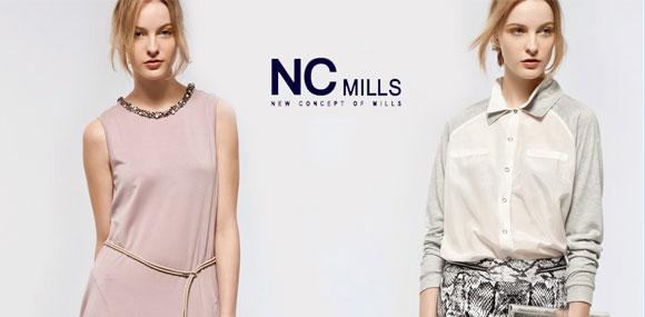 NCMILLS 新概念时尚羽绒服