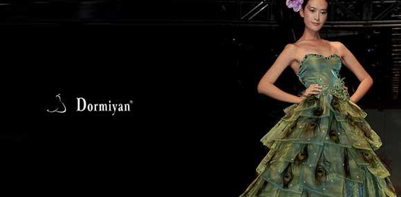 Dormiyan 晚装系列惊艳来袭 期待您的加盟