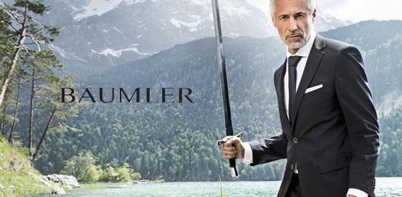 鲍姆勒BAUMLER 高品位男装
