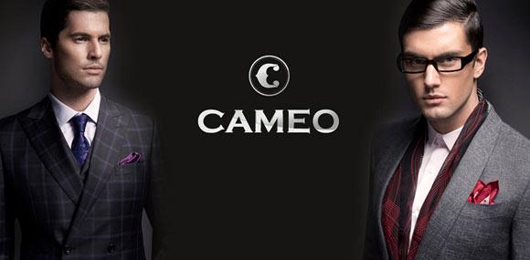 CAMEO(卡谋)--男士正装个性化量身定制品牌