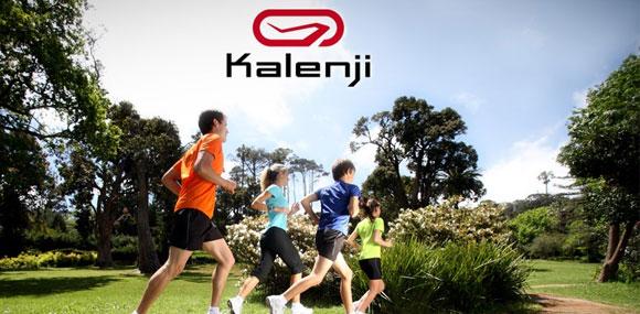 Kalenji  找到你的節奏 享受你的步伐