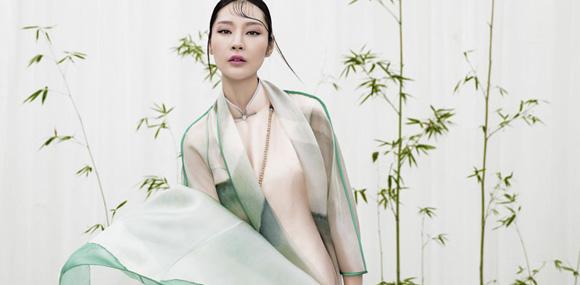 衡韵雅序时尚女装 多角度诠释中国元素!