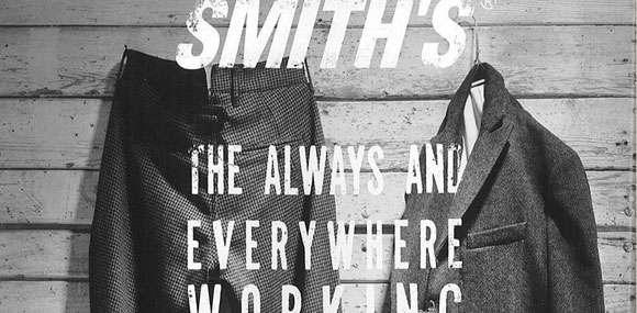 动感 潮流 smith's American