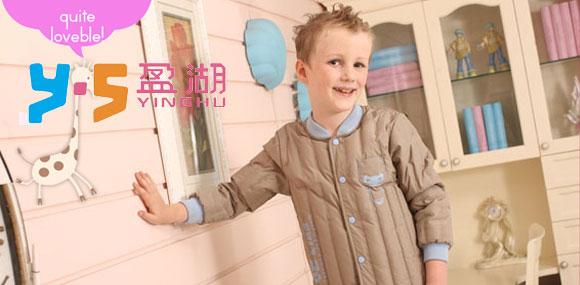 盈湖YINGHU 专业儿童羽绒品牌