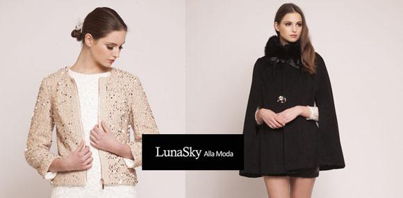 LunaSky Alla Moda欧洲女装诚邀全国优质代理加盟商