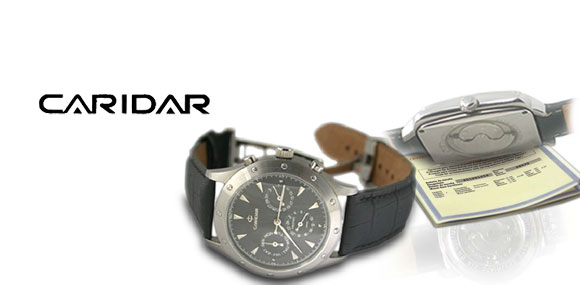 CARIDAR 传统 经典手表