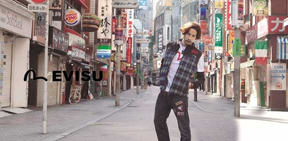 EVISU日本顶级牛仔品牌