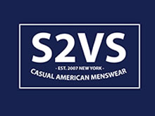 S2VS休闲装品牌