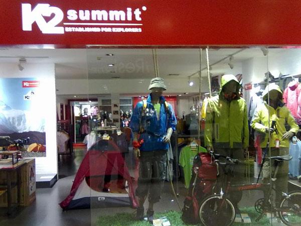 凯图巅峰K2SUMMIT专卖店