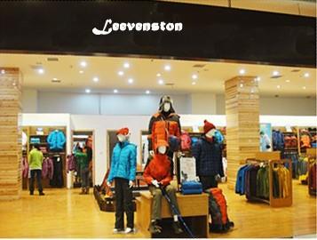 立文斯顿店铺展示
