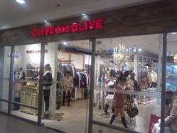 OLIVE des OLIVE店铺展示