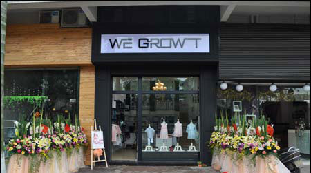 WE GROW-T店铺展示