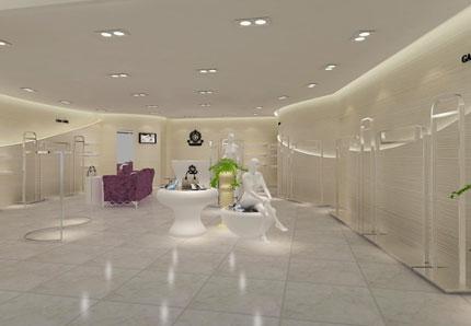 【实图】嘉米娅女装店面形象设计_嘉米娅女装专卖店