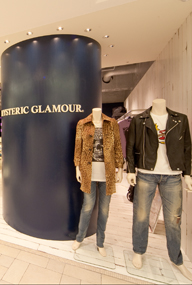 Hysteric Glamour店铺展示